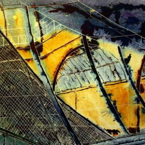 ©2011-Cathy-Read-Cocoon-Cafe-55.8x44.6cm-Mixed-media