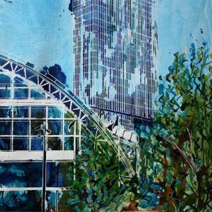 2011-Cathy-Read-Corporate-Domination-Mixed-media-38x28cm