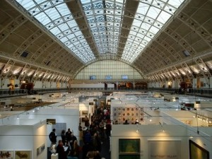 London Art Fair 2012 - Digital image by Cathy Read