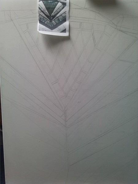 ©2014 - Cathy Read - Work in Progress - Pencil 81.5 x101.5 cm