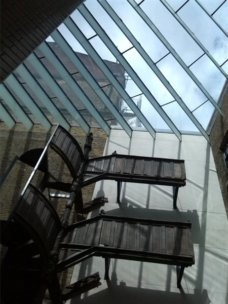 ©2014 - Cathy Read - Stairway to Heaven reference image - digital photograph