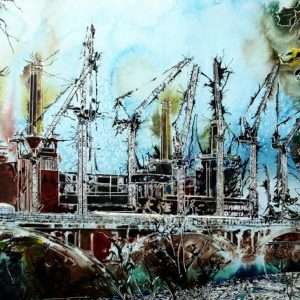 Industrial Paintings