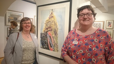 ©2017-Cathy-Read and Elizabeth Nast with London Icons