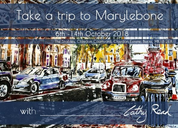 Information about Take a Trip to Marylebone Exhibition at The Stables Claydon Courtyard