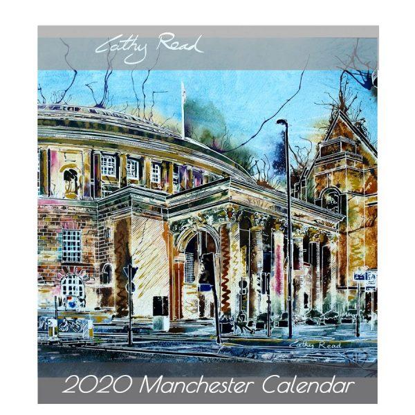 2020 Manchester Calendar Cathy Read