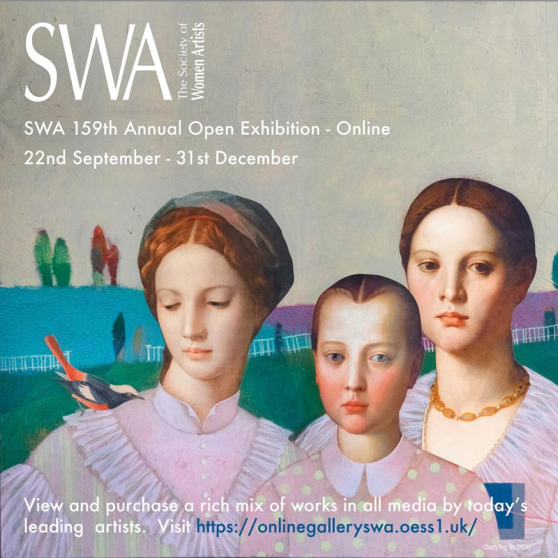 Society of Women Artists 159th Annual Exhibition