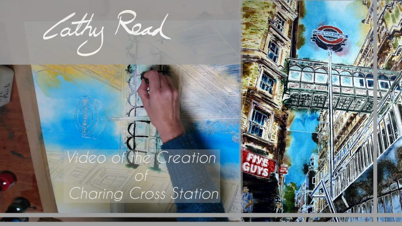 Charing Cross Creation video title