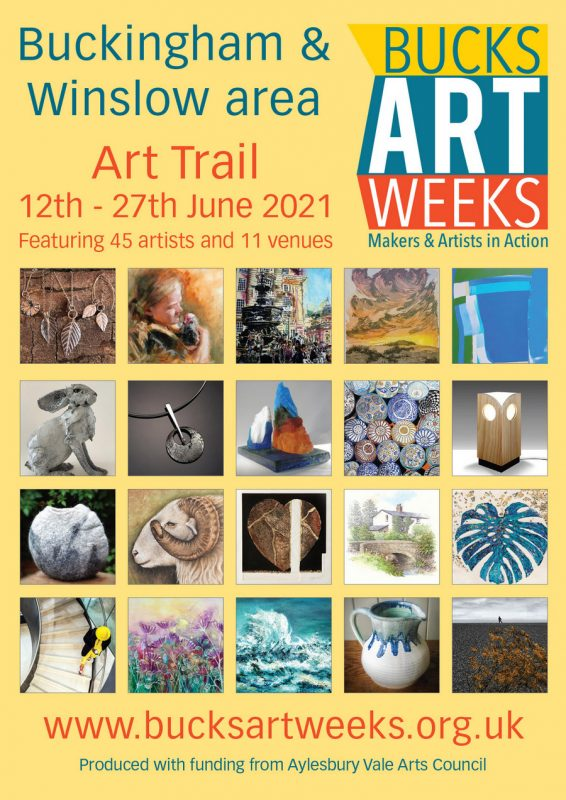 Bucks Art Weeks 2021 Buckingham Art Trail