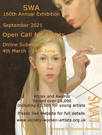Society of Women Artists Exhibition details