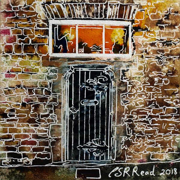 37 Robot Door- Cathy Read - ©2018